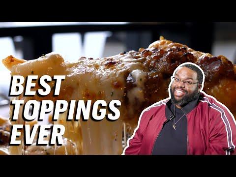 DJ Burns - Best Pizza Toppings???