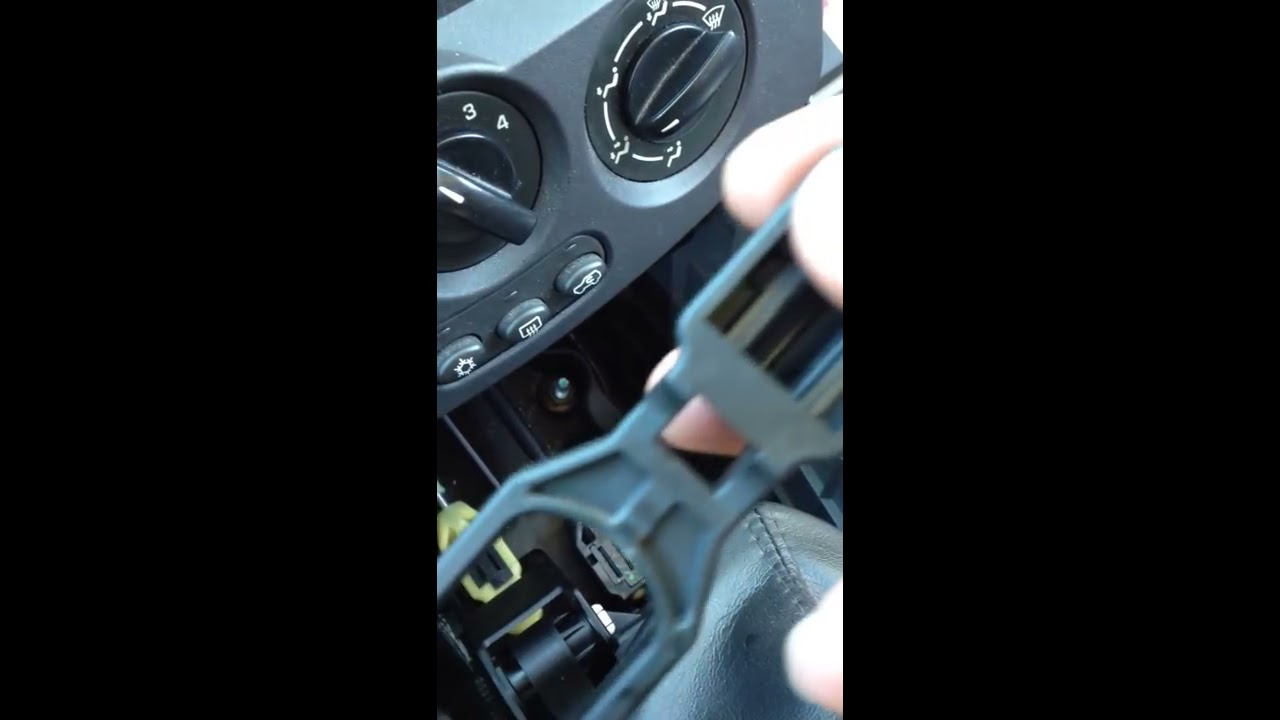 2004 Saturn Vue 5 Manual Transmission Shifter Cable