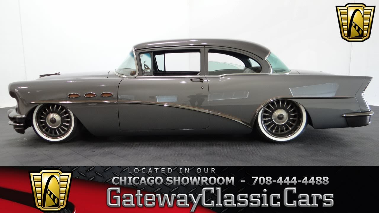 1956 Buick Special Gateway Classic Cars Chicago #860 - YouTube