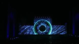 3D световое шоу,  Регистан, Самарканд,
