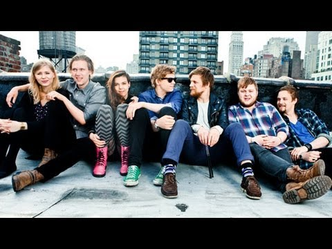 """Of Monsters And Men - """"Little Talks"""" LIVE Studio Session + Q&A"""