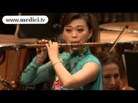 New York Philharmonic  - Long Yu - Chinese New Year - Junqiao Tang