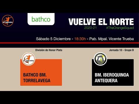 Bathco BM Torrelavega - BM Iberoquinoa Antequera