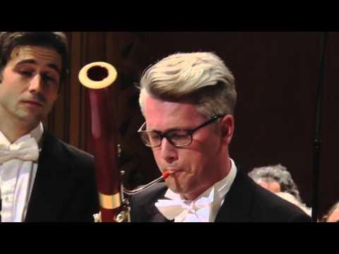 Richard Strauss: Duett Concertino F-dur, clarinet: Thorsten Johanns bassoon:Ole Kristian Dahl