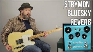 Strymon blueSky Reverberator | Gear Thursday Demo Video