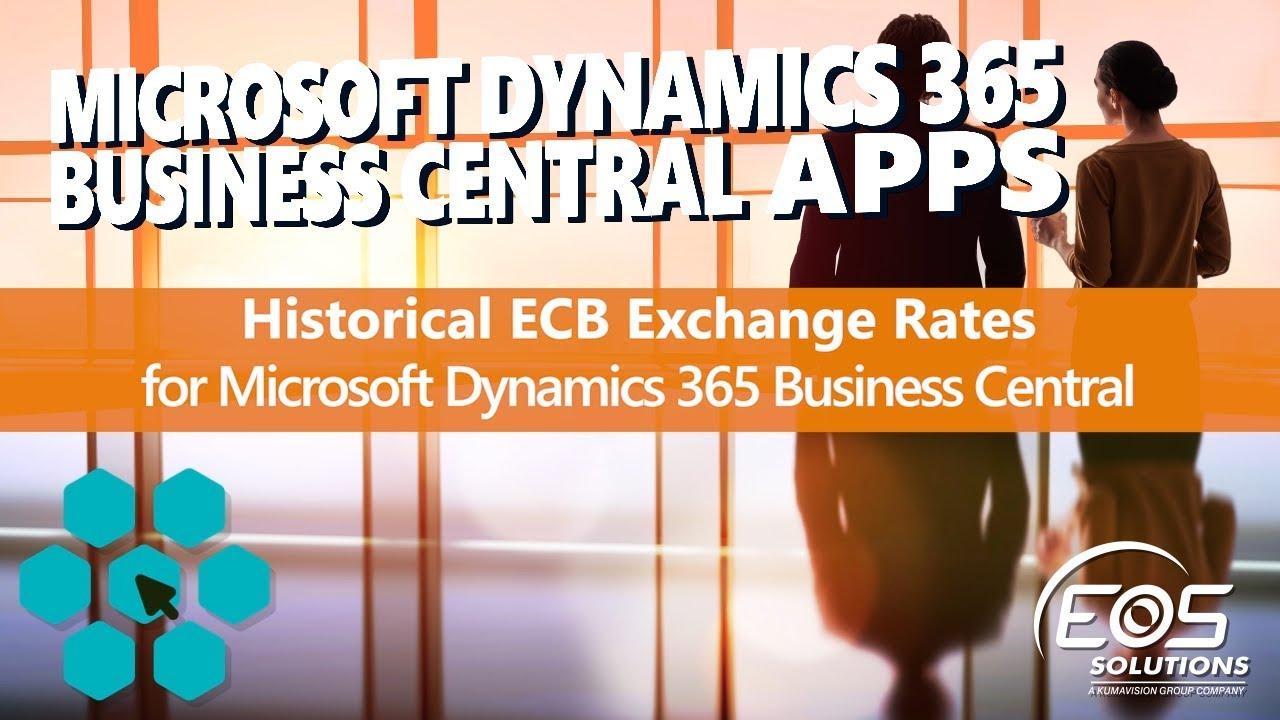 Historical Ecb Exchange Rates