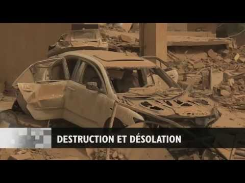DESTRUCTION ET DÉSOLATION A TIKRIT