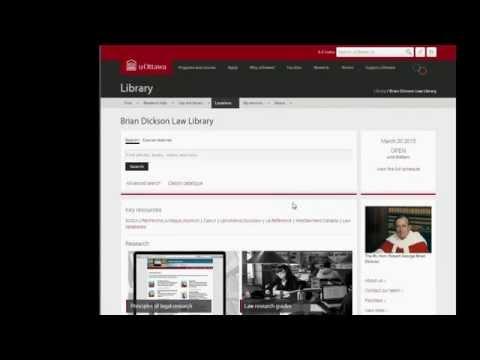 Legal Databases  Boolean operators