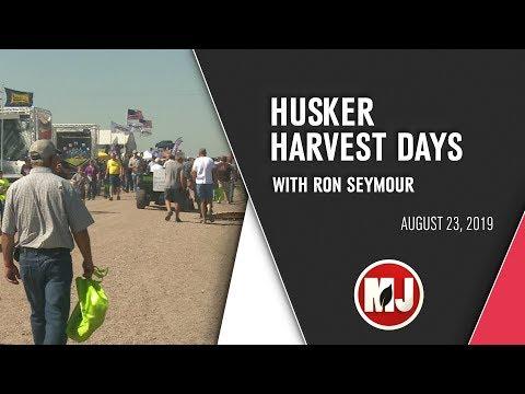 Husker Harvest Days | August 23, 2019
