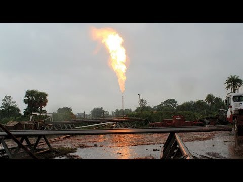 New Gas Field found On Shahbajpur, Bhola, Bangladesh