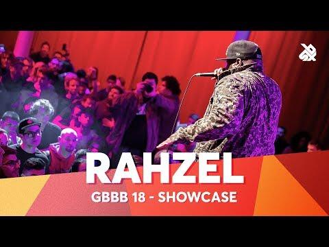 RAHZEL | Grand Beatbox Battle Showcase 2018