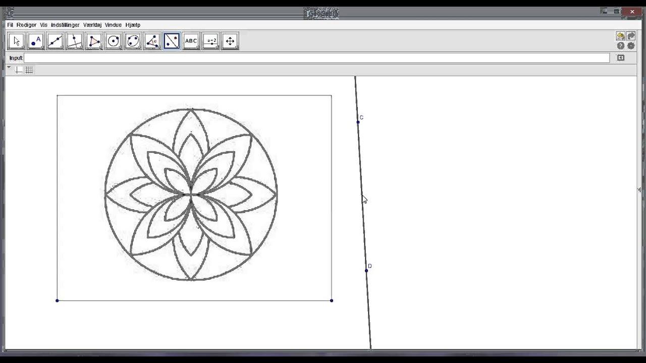 Undersøg mønstre med spejling - Ekstraopgaver - Demo