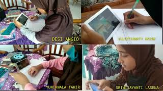 Video Laporan Aktualisasi Latsar Angkatan XXX Likman Bilondatu, S Pd