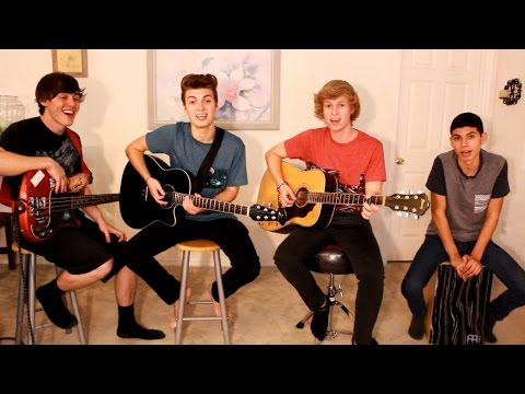 5 Seconds of Summer - Jet Black Heart (Palm Trees & Power Lines Cover)