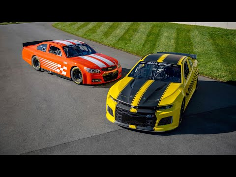 Hendrick Motorsports Will Build You a NASCAR-Like Stock Car for Track Days