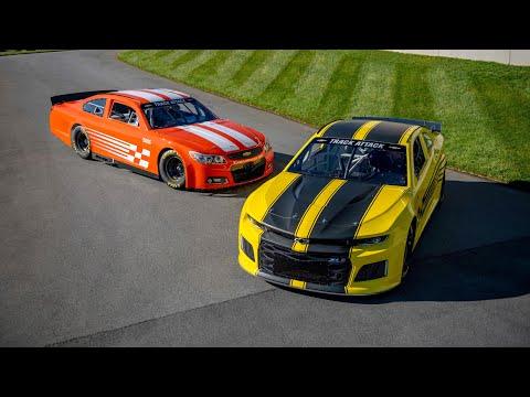 This NASCAR team will build you a NASCAR-spec track car
