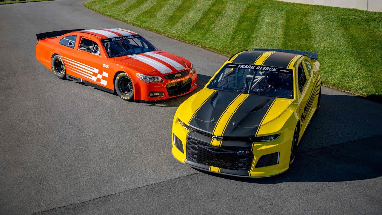 Hendrick Motorsports Track Attack