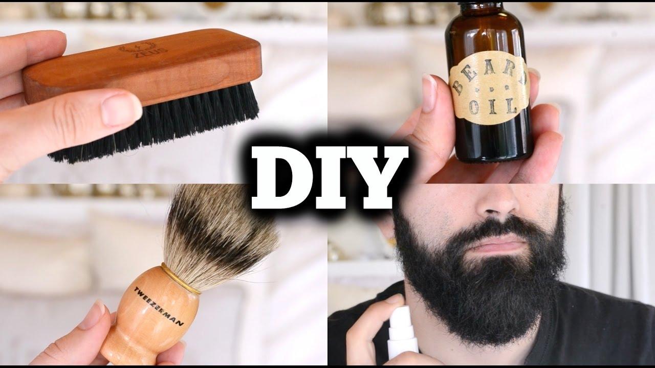 DIY Beard Grooming Kit / Beard