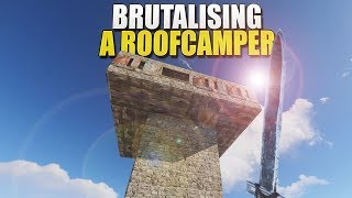 A ROOFCAMPER'S TALE (Rust)