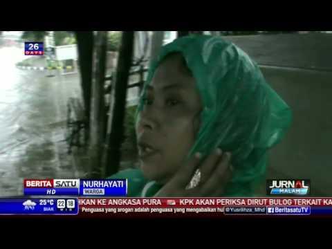 Jalan D.I Panjaitan Cawang Tergenang Banjir 50 Sentimeter Mp3