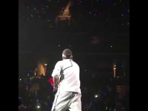 Dj Khaled and Machell Montana Live in New York