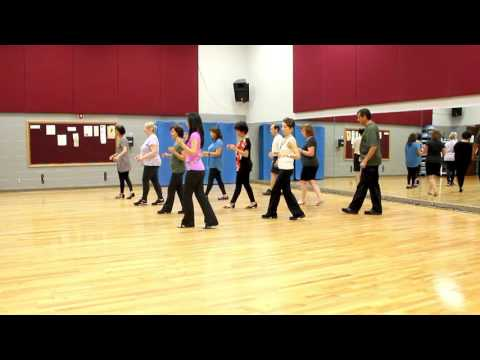 Go Strait - Line Dance (Dance & Teach in English & 中文)