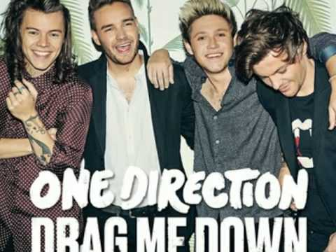 Drag Me Down (Instrumental) One Direction
