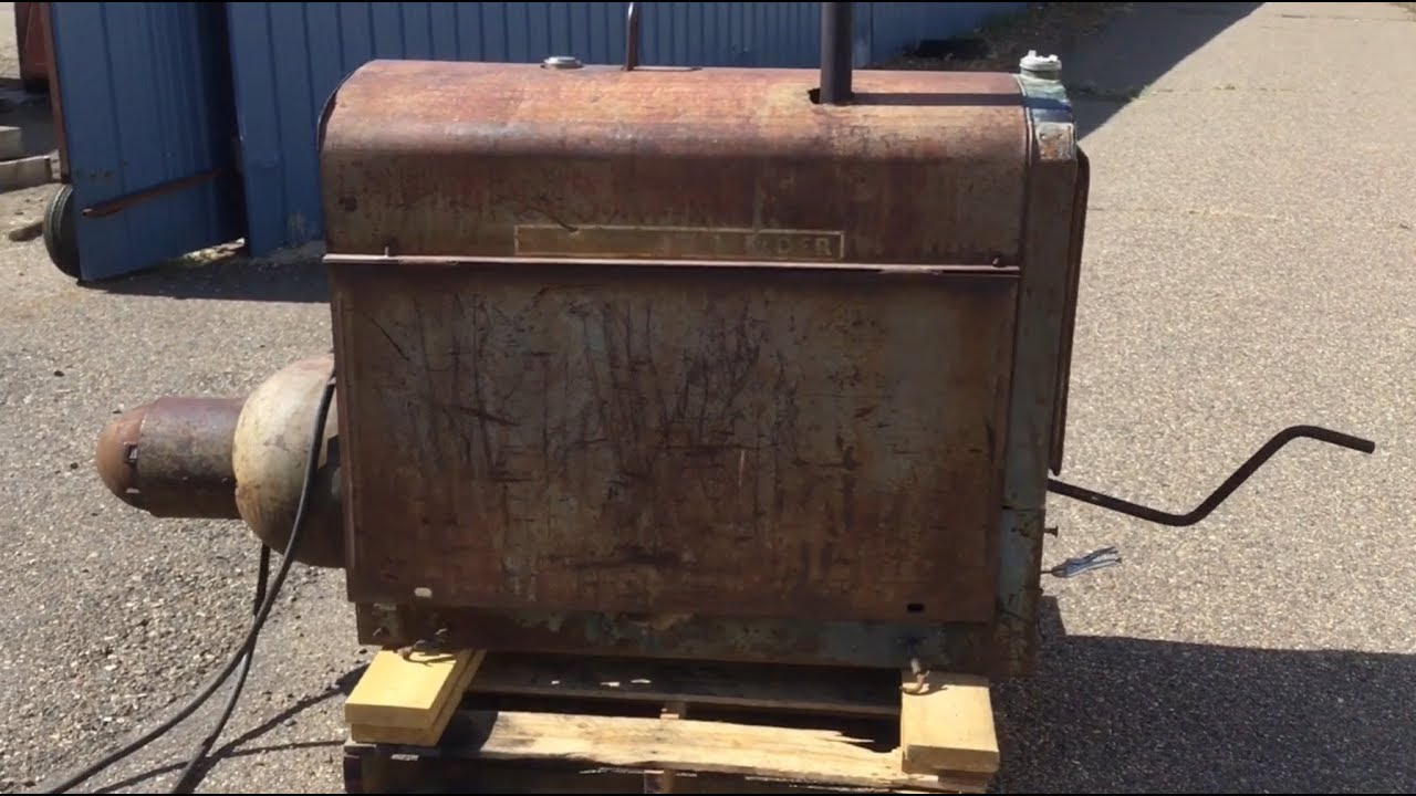 SOLD - Lincoln Short Hood SA200 Welder