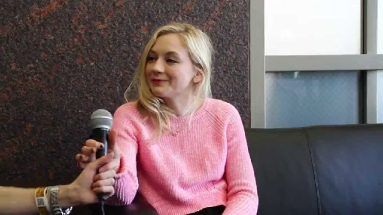Emily Kinney interview