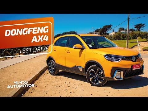 [Test Drive] Dongfeng AX4 2019 - Cuando los chinos no son tan chinos