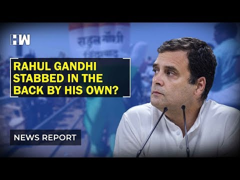 Congress Poll Defeat: How Rahul Gandhi was misled by his own team?