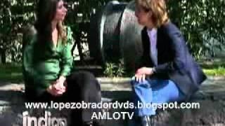 Entrevista a Carmen Aristegui por Reporte Indigo