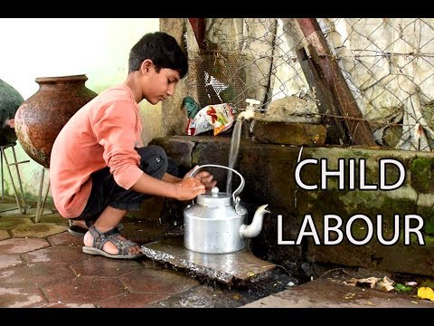 Child Labour Short Film- Most heart touching video ever Must Watch
