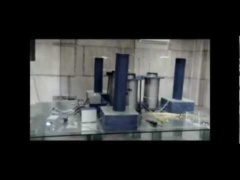 Kapagen 100Kw Tesla based free energy unit - 2m20sec excerpt.avi