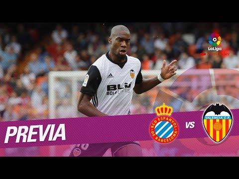 Previa RCD Espanyol vs Valencia CF