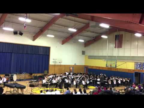 Falmouth All School Bands