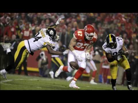 No  1 pick Eric Fisher was destroyed by James Harrison and it cost the Chiefs their season