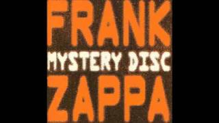 Frank Zappa - Original Duke of Prunes