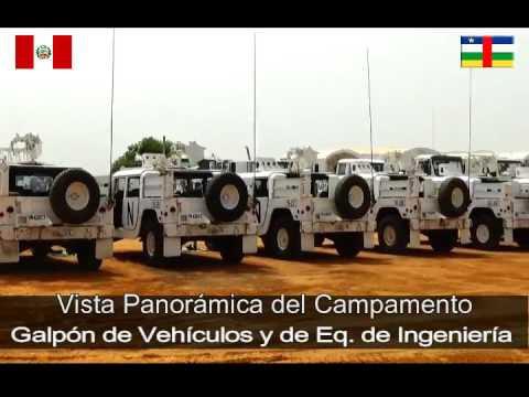 CAMPAMENTO ACTUAL DE LA CIA ING PERU 2016