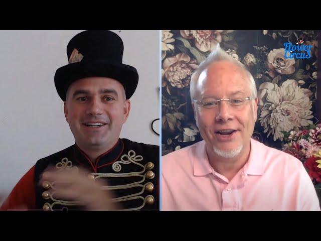J Schwanke : Flower Circus Talks