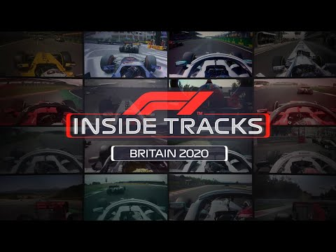INSIDE TRACKS: Ride Onboard For The Dramatic Finale | 2020 British Grand Prix