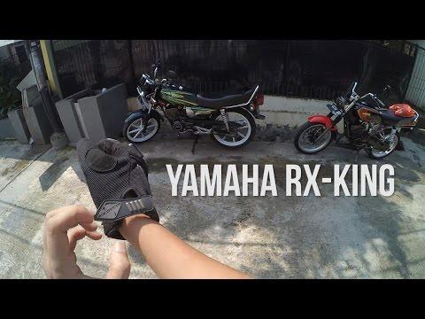 #RIDINGIMPRESSION YAMAHA RX KING 2003 | TEST RIDE | RX 135 | MOTOVLOG |