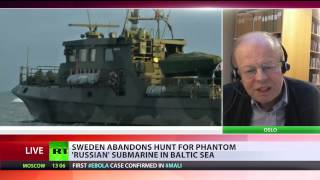 Hunt for Red Herring: Sweden aborts mysterious vessel decades-large hunt mission