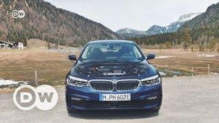 Elektrikli zerafet: BMW 530e iPerformance - DW Türkçe