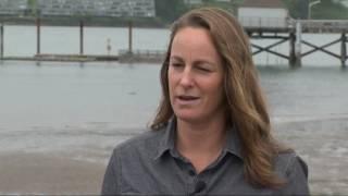 Unusual sea creatures found off Oregon Coast