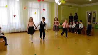 Танец Мама я женюсь на утреннике 8 Марта в детском саду Разновозрастная группа