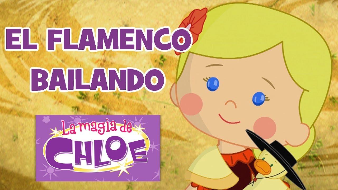 El Armario Flamenco ~ La magia de Chloe u2013 El Flamenco Bailando Actuación en el Scenario YouTube