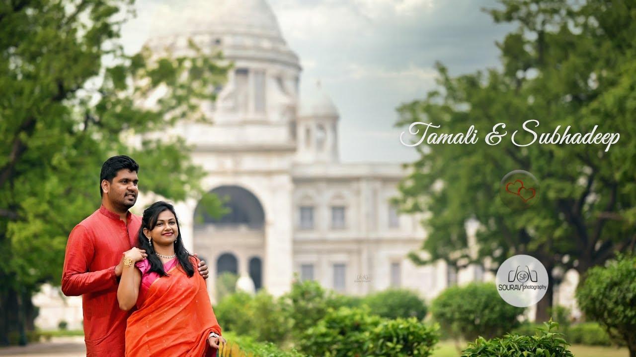 Tamali & Subhadeep || Pre-Wedding Video || Sourav's Photography 2021