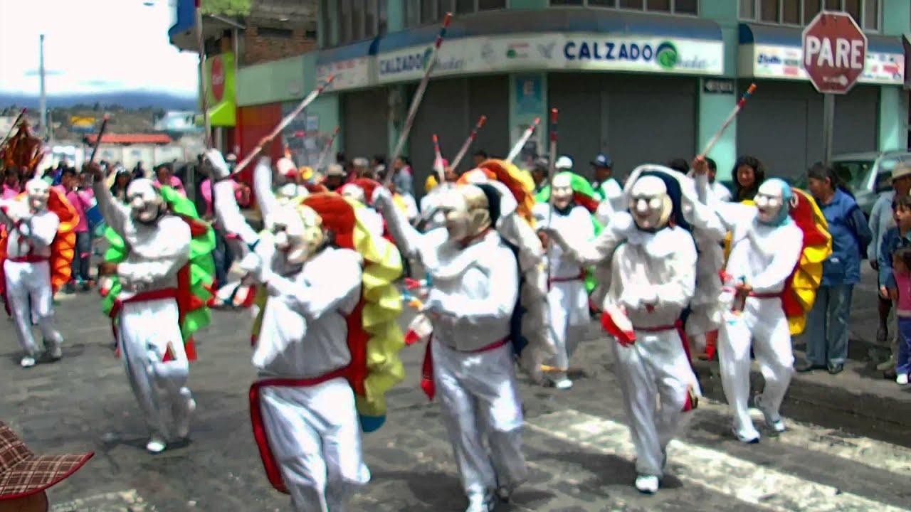 Fiesta de la Mama Negra  Latacunga  Ecuador  YouTube