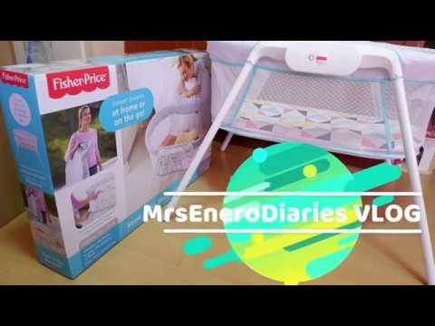 Fisher Price Stow And Go Bassinet